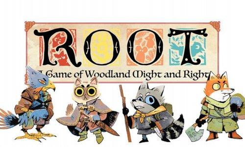 Root erscheint Mitte 2019 in deutscher Sprache