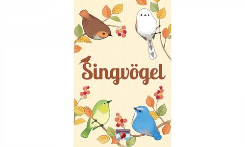Singvögel ist bei Leichtkraft erschienen