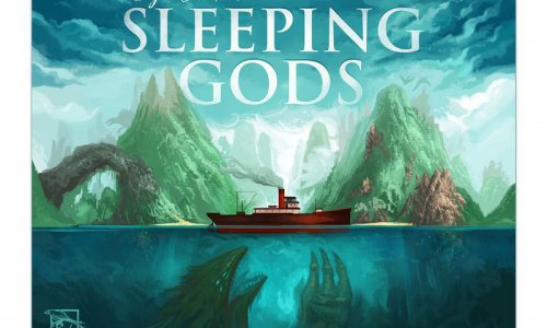 Kickstarter // Sleeping Gods soll im Juli oder August starten