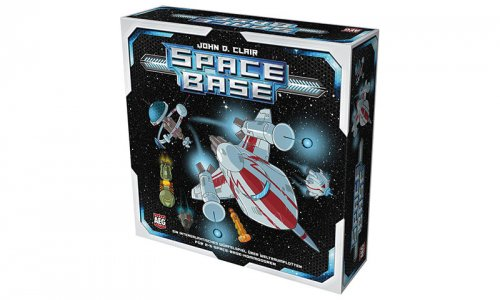 SPACE BASE // Spiel bald im Handel