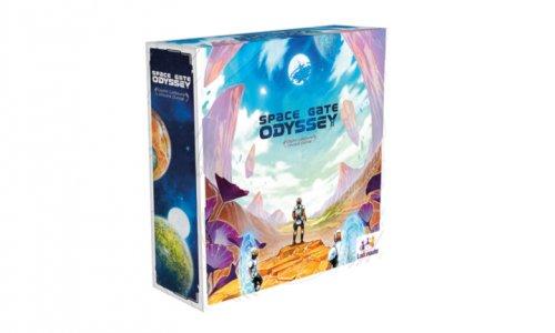 SPACE GATE ODYSSEY // Spiel nun Lieferbar