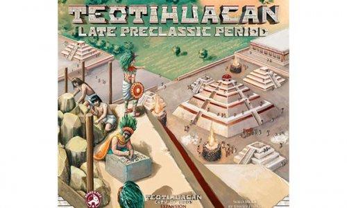 TEOTIHUACAN // Late Preclassic Period Erweiterung
