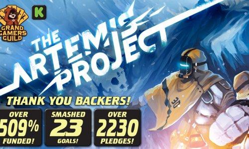 Crowdfunding // Das Artemis-Projekt in Spieleschmiede gestartet