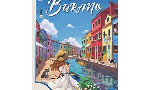 SPIELESCHMIEDE // Walking in Burano gestartet