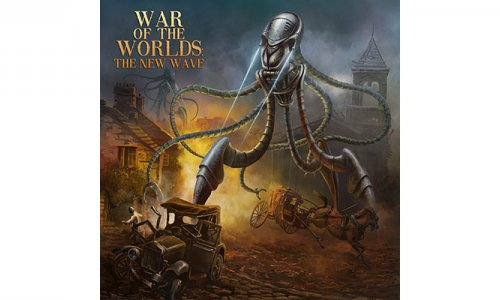 WAR OF THE WORLDS // Bald in der Spieleschmiede?