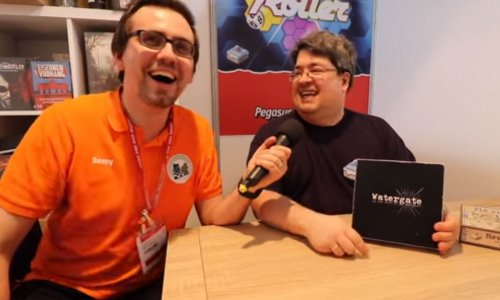 Watergate von Frosted Games und Matthias Cramer vorgestellt