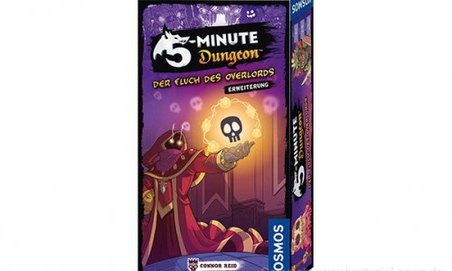 5 MINUTE DUNGEON // Der Fluch des Overlords