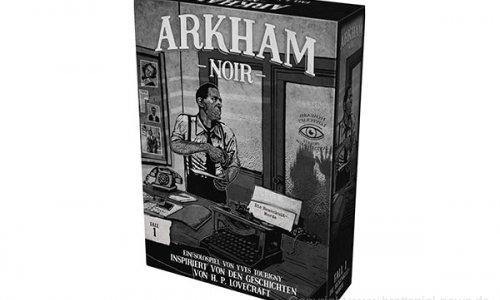ARKHAM NOIR // Erscheint im August 2019