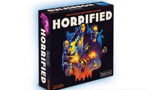 HORRIFIED // Ravensburger Spieleverlag veröffentlicht in USA