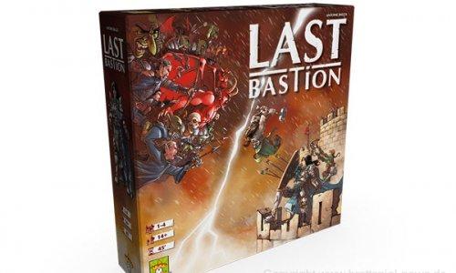 LAST BASTION // Jetzt zum Vorbestellen