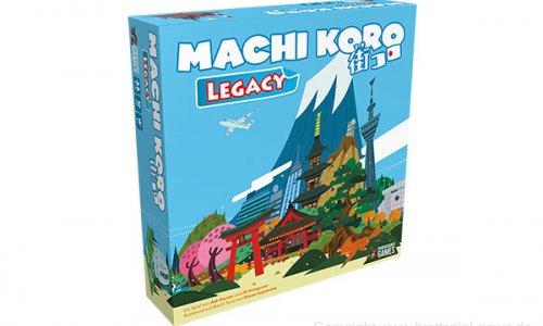 MACHI KORO LEGACY // Bald im Handel