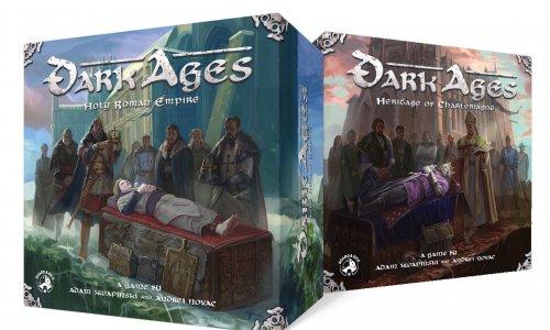 DARK AGES // in der Spieleschmiede gestartet