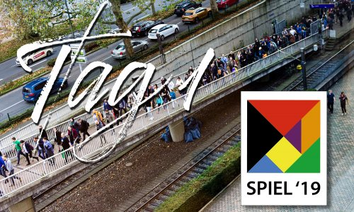 SPIEL'19 // Das war Tag 1+ SPIEL PREVIEW Night