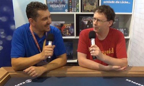 VIDEO // UWE ROSENBERG im Interview