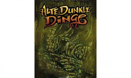 ALTE DUNKLE DINGE // Neuauflage bald im Handel