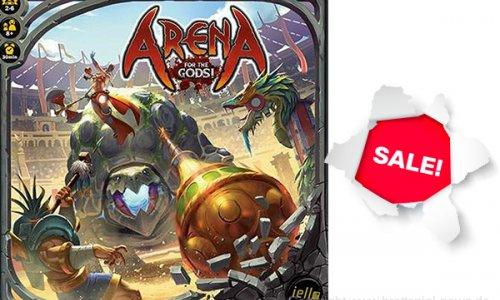 ANGEBOT // Arena: For the Gods! mit 62% Rabatt kaufen