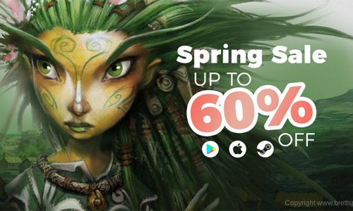 ANGEBOT// Asmodee Digital bietet Sping Sale