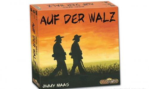 AUF DER WALZ // Jetzt vorbestellbar
