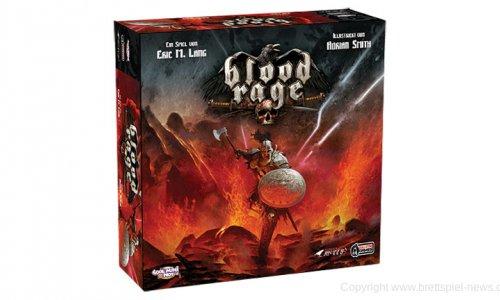 BLOOD RAGE // Wieder zu kaufen + Erweiterungen