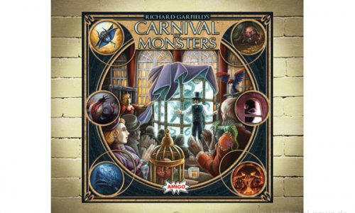 CARNIVAL OF MONSTERS // Neue Infos zum Spiel bald verfügbar