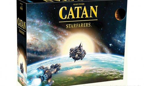 CATAN // Sternfahrer erscheint im Herbst 2019