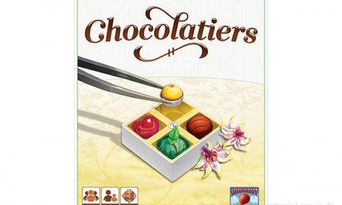 CHOCOLATIERS // erscheint 2019 beim Schwerkraft Verlag