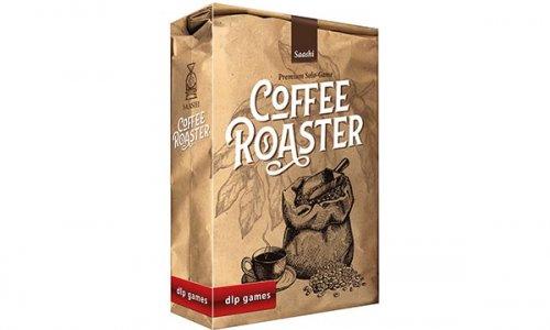 COFFEE ROASTER // Erscheint bei dlp games im Mai / Juni 2019