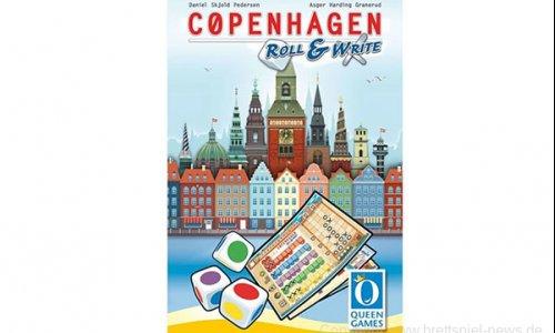 COPENHAGEN ROLL & WRITE // Soll 2019 erscheinen