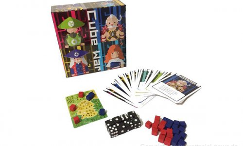 CUBE WAR // Board Game Circus arbeitet an deutscher Version