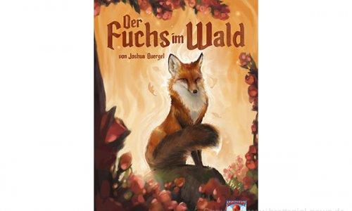 DER FUCHS IM WALD // Erscheint beim Schwerkraft Verlag zur SPIEL'19
