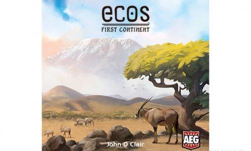 ECOS: FIRST CONTINENT // Erschein zur SPIEL'19