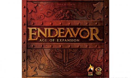 KICKSTARTER // Endeavor: Age of Expansion in deutscher Sprache