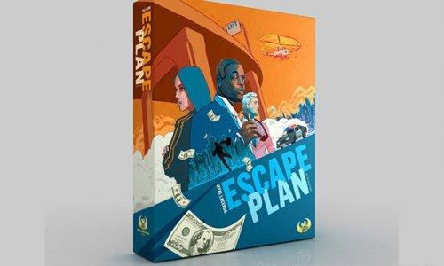 ESCAPE PLAN // Erscheint bei Skellig Games
