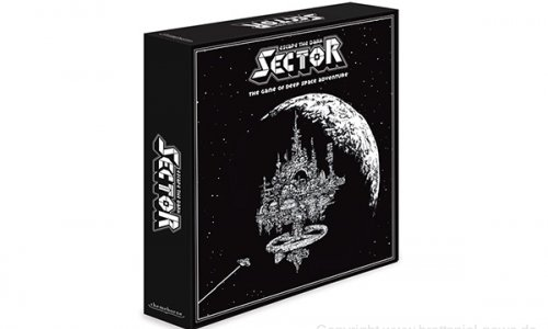 KICKSTARTER // Escape the Dark Sector