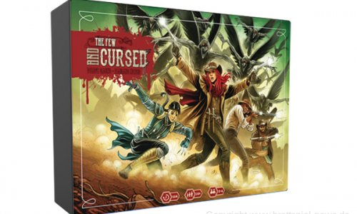 KICKSTARTER // The Few and Cursed ab dem 4.6. auf Kickstarter