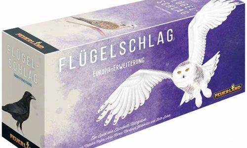 FLÜGELSCHLAG // Europa-Erweiterung vorbestellbar