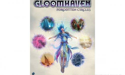 GLOOMHAVEN // Forgotten Circles in englischer Sprache zu kaufen