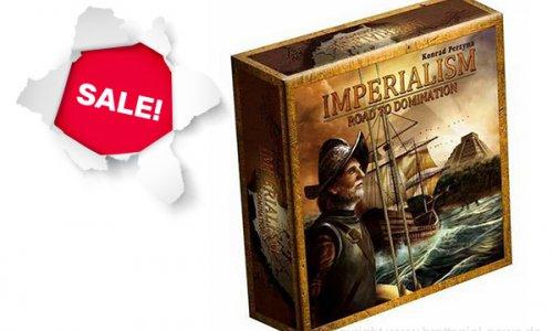 IMPERIALISM // Aktuell für unter 18 € zu kaufen