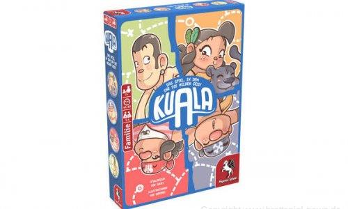 KUALA // Neuheit von Pegasus Spiele