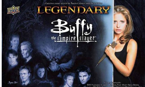ANGEBOT // Legendary: Buffy the Vampire Slayer