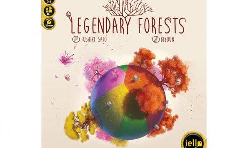 LEGENDARY FORESTS // Spiel erscheint im April 2019