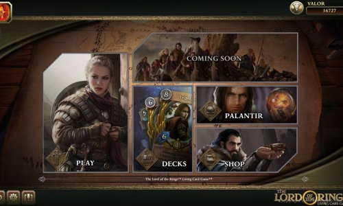 THE LORD OF THE RINGS: ADVENTURE CARD GAME // Jetzt auf Konsole