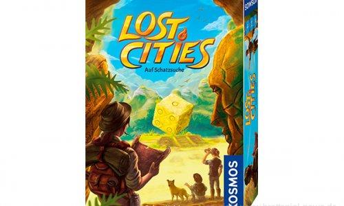 LOST CITIES // Auf Schatzsuche erscheint im September 2019