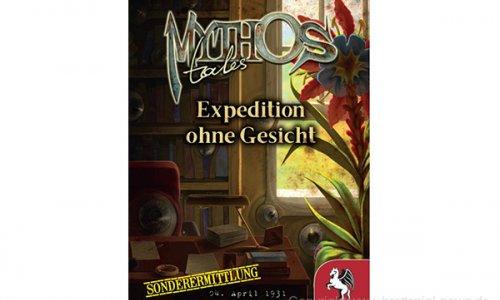 MYTHOS TALES // Erweiterung Expedition ohne Gesicht verfügbar