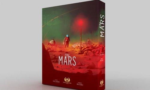 ON MARS // Deutsche Version erscheint bei Skellig Games