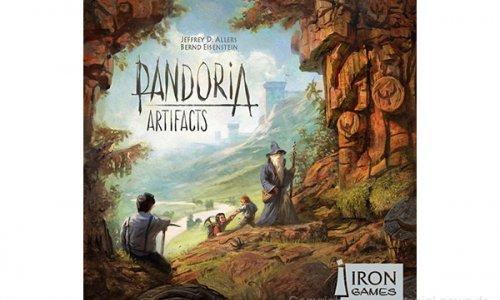 PANDORIA ARTIFACTS // Erweiterung zu Pandoria verfügbar