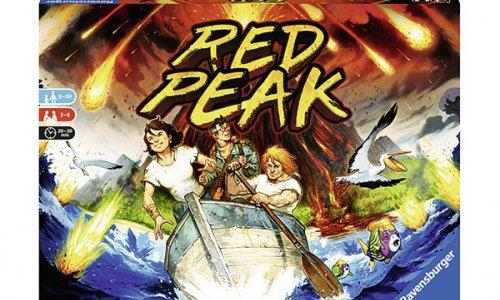 RED PEAK // Spiel im Handel erhältlich