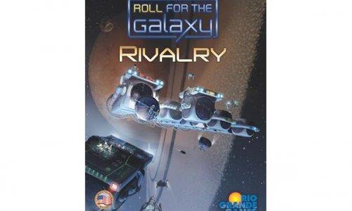 ROLL FOR THE GALAXY // Neue Erweiterung Rivalitäten angekündigt