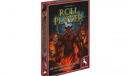 ROLL PLAYER // Monsters & Minions Erweiterung