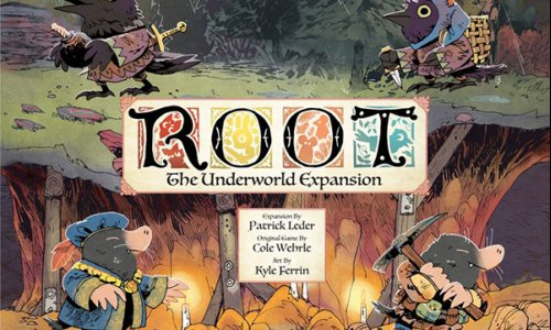 ROOT // The Underworld Expansion